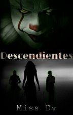 Descendientes © ||Pennywise [Bill Skarsgård] #2 by Ariana_Dere