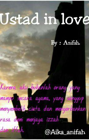 Ustad in love  by Aika_anifah