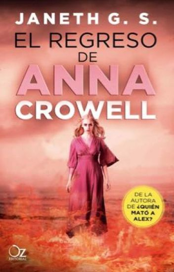 Resultado de imagen de El regreso de Anna Crowell, Janeth G. S.