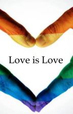 Love is Love by collectiveviber
