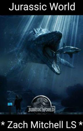 Jurassic World - Zach Mitchell LS by Coolgirl4202
