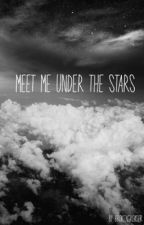 Meet me under the stars                               (The Outsiders fanfic) by BrokenGreaser