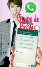 Grupo De Pasivas [BTS] (Editando) by MinFlorBelen