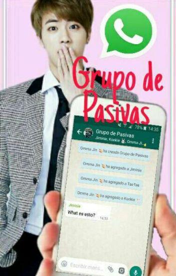 Grupo De Pasivas [BTS] #1
