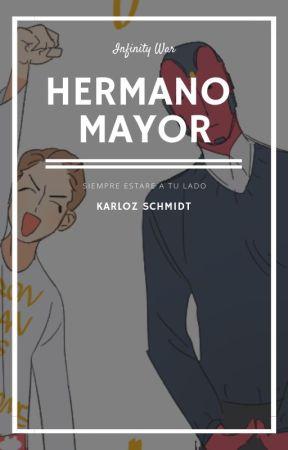 Hermano mayor by KarlozSchmidt