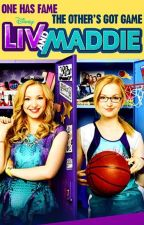Liv and Maddie and The Vampire Diaries Crossover by LittleSam4545