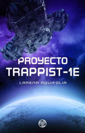 Proyecto: TRAPPIST-1e by Larenaquifolia