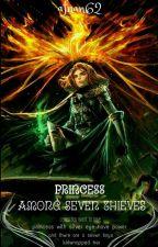 أميرة بينَ سبعة سارقينَ  by afnan62