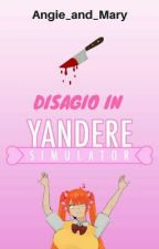 Disagio in Yandere Simulator! by Angie_and_Mary