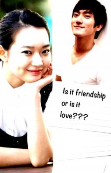 Is It Friendship Or Is it Love? by WritingIsBeauty