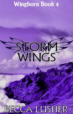 Storm Wings (Wingborn #4) by starlightmagpie