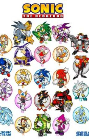 Sonic characters one shots 😪 by SleeplessGirl20