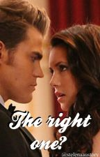 The right one? by stelenaaustory
