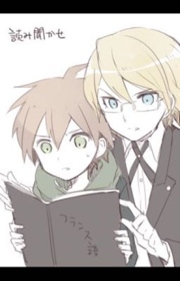 DanganRonpa || Imagines And Oneshots || - Tell Them, Naegi