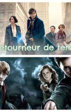 Le retourneur de temps...⚡️ Les animaux Fantastiques / Harry Potter ⚡️ by MaddieZieglerFan115