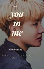 YOU IN ME | vhope by growingsassy