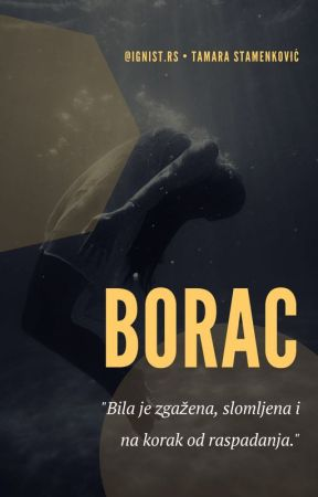 Borac by tamarastamenkovic