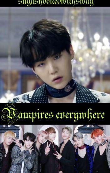 Vampires everywhere [BTS Suga x Reader FF]