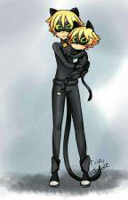 Gatito... el es tu hijo.. [Adrien/chatnoir Y Tú ]  by Shin_Soo_Min