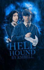 Hellhound   N. Longbottom by kmbell92