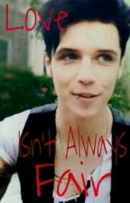Love Isn't Always Fair (Andy Biersack Love Story) by AlyFallenAngel16
