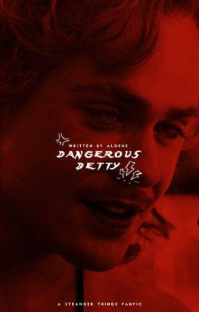 DANGEROUS BETTY by Aloene