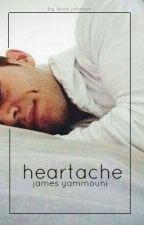 heartache // james yammouni by pxnk-rock