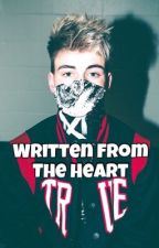 Written From The Heart//Corbyn Besson by tricia_besson19