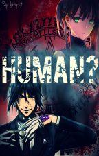 Human? | Sebastian Michaelis x Tn | by Jackez4
