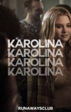 KAROLINA ( meet the admins. ) by runawaysclub
