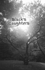 Black's daughters by GalaxyEmi