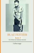 Prince of Orange Wolves Series 6 : BLAZ FETZEIR by CallmeAngge(COMPLETED) by Dontshitonme