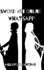 Sword Art Online WhatsApp by Meli-Chan2018