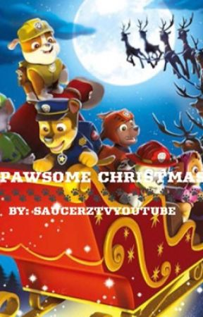 Paw Patrol Christmas.Paw Patrol A Pawsome Christmas Complete 1 The