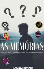 As Memórias by RafaDonald