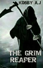 Midnight Blue Alley Presents: THE GRIM REAPER 💀  by KobbyAJ