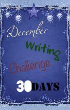 December Writing Challenge    Jorgosnl by Jorgosnl