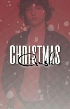 Christmas Crush || finn wolfhard by -darknesscabello