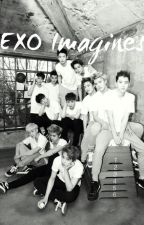 EXO Imagines (Short Story) by deeressmin97