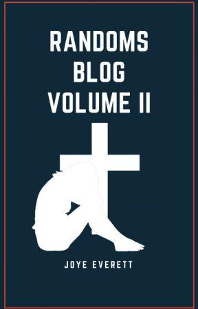 Randoms Blog: Volume II by medievalmaide715