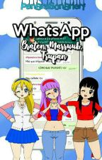 WhatsApp [DBZ] by PanBraSonBrierf