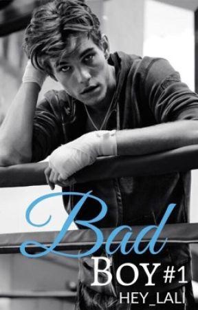 BAD BOY #1 | COMPLETA by hey_lali