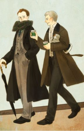 Yeah, I'll take care of it ||Mystrade by BrugentuGiovata