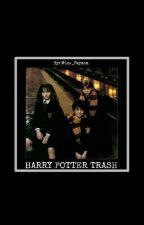 HARRY POTTER~TRASH by miss_feyson