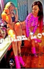 Lesbian Love by loverih__