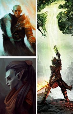 The Dreadwolf's Dragonborn by insaneredhead