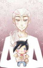 El espejo de Espil  (traducción vladxdanny) by shirokuro13yaoineko