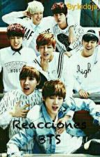 ? BTS Reactions ? by kidoja