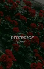 반딧불. ┋ protector.© / springle.  by ___bichito