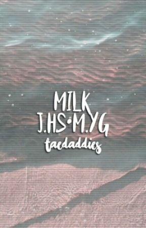 milk;; m.yg•j.hs by taedaddies